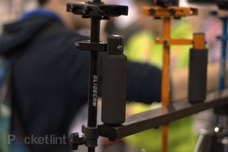 Glidecam XR-500 camera stabiliser pictures and hands-on - photo 10