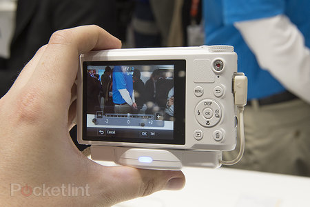 Samsung WB250F pictures and hands-on - photo 3