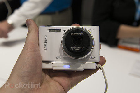 Samsung WB30F pictures and hands-on