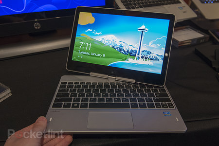 HP EliteBook Revolve 810 pictures and hands-on