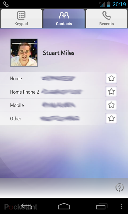 BT SmartTalk lets you make calls from your smartphone on your BT landline account - photo 5