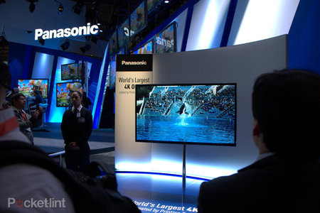 Panasonic at CES 2013: 4K OLED, action cam and compacts