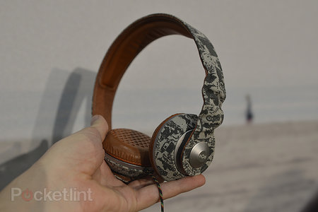 House of Marley Riddim on-ear headphones pictures and hands-on