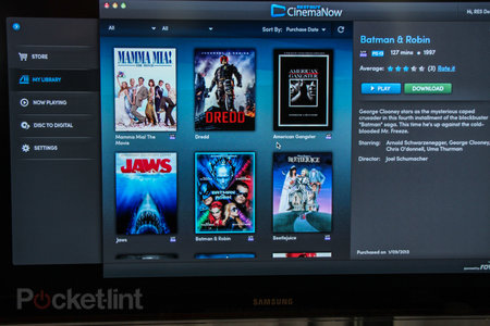 Best Buy CinemaNow Disc to Digital pictures and hands-on - photo 2