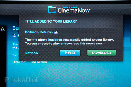 Best Buy CinemaNow Disc to Digital pictures and hands-on - photo 5