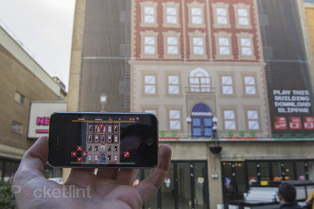 Disney's Wreck It Ralph turns London's Brick Lane into Augmented Reality playground