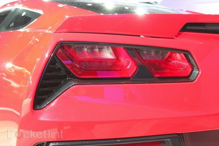 C7 Chevrolet Corvette Stingray pictures and hands-on - photo 6