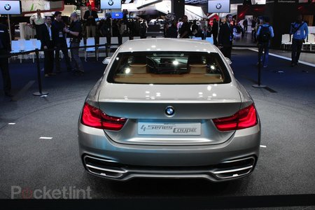 BMW 4-Series Coupe Concept pictures and hands-on - photo 6
