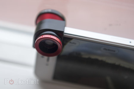 Hands-on: Olloclip three-in-one lens attachment for iPhone 5 review - photo 2