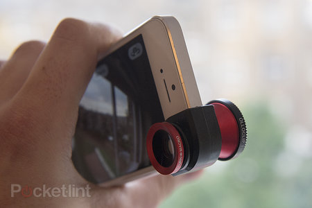 Hands-on: Olloclip three-in-one lens attachment for iPhone 5 review - photo 3