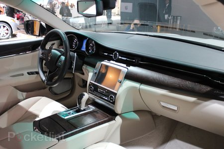 Maserati Quattroporte pictures and hands-on - photo 2