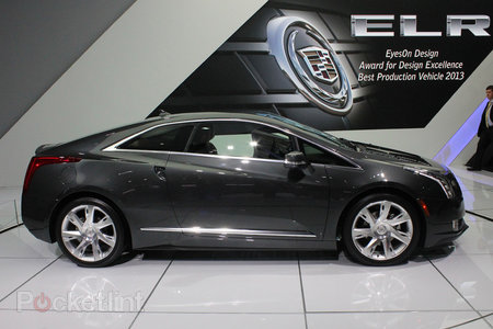 Cadillac ELR pictures and hands-on