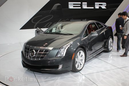Cadillac ELR pictures and hands-on - photo 2