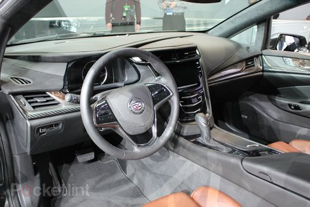Cadillac ELR pictures and hands-on - photo 3