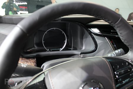 Cadillac ELR pictures and hands-on - photo 5