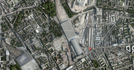 Google's £1bn UK headquarters opening in London in 2015