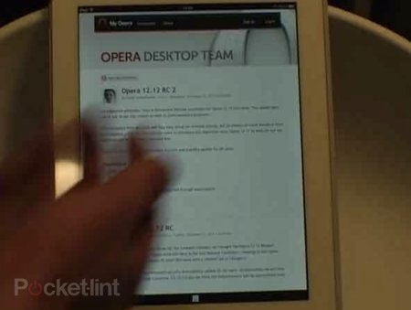 Opera Ice: New browser for Android and iPhone coming February uses WebKit (video) - photo 1