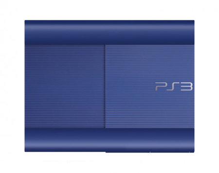 Sony preps garnet red and azurite blue superslim PS3s for Japan - photo 6