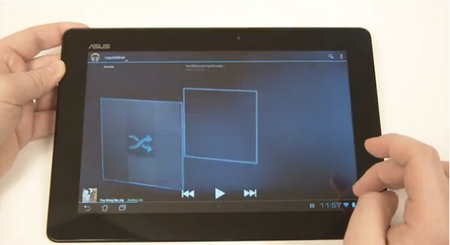 ASUS 10-inch MeMO Pad shown-off early on video