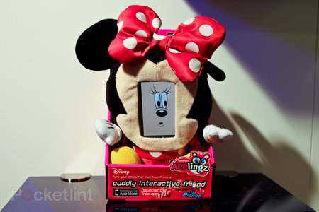 Disney Applingz for iPhone and iPod touch, interactive Mickey and Minnie Mouse pictures and hands-on - photo 6