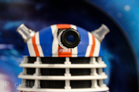 Doctor Who: Limited Collector's Edition Union Jack Dalek pictures and hands-on - photo 3