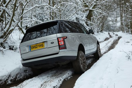 Tackling a Land Rover Experience day with the all-new Range Rover   - photo 5