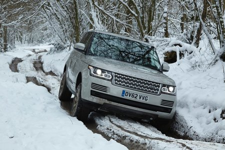 Tackling a Land Rover Experience day with the all-new Range Rover   - photo 6