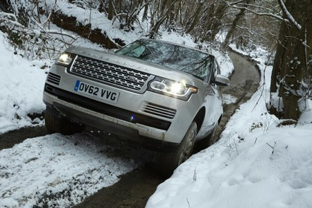 Tackling a Land Rover Experience day with the all-new Range Rover   - photo 7