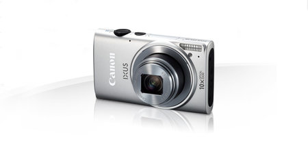 Canon refreshes IXUS range for 2013: IXUS 132, 135, 140 and 255 HS models added