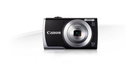 Canon adds PowerShot A2500 point and shoot to range