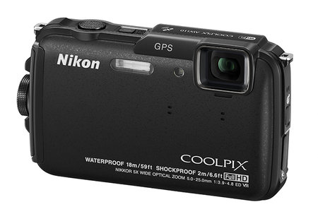 Nikon Coolpix AW110 and Coolpix S31 waterproof compacts announced - photo 1