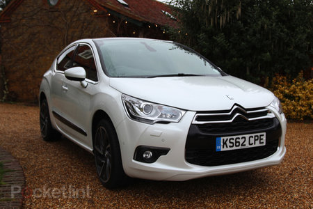 Citroen DS4 DSport HDi 160 6-speed Auto pictures and hands-on - photo 1