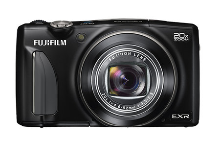 Fujifilm announces FinePix F900EXR 'travel zoom' with hybrid autofocus sensor