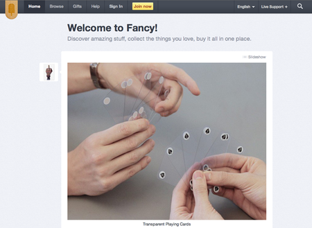 WEBSITE OF THE DAY: The Fancy