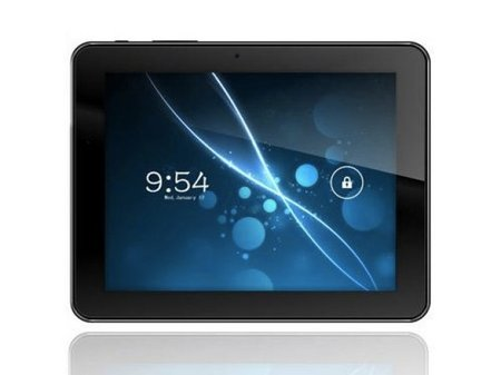 ZTE V81: 8-inch Jelly Bean tablet debuts ahead of MWC - photo 1