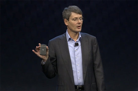 BlackBerry Q10 revealed: BB10's Bold (video)