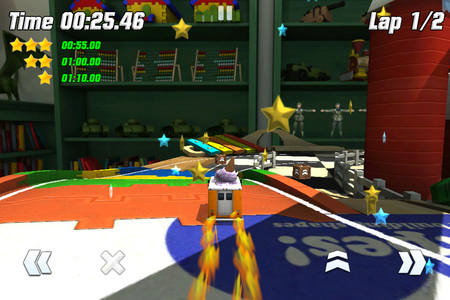 APP OF THE DAY: Table Top Racing review (iPhone) - photo 4