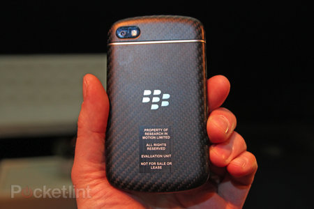 BlackBerry Q10 pictures and hands-on - photo 7