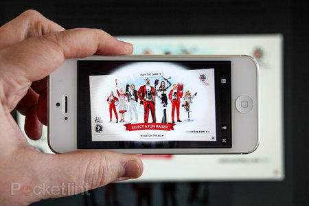 Comic Relief and Zappar team up for free Red Nose Day 2013 AR app