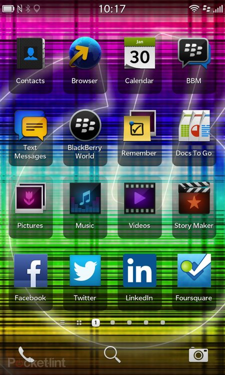 BlackBerry Z10 tips and tricks with BlackBerry 10 - photo 5