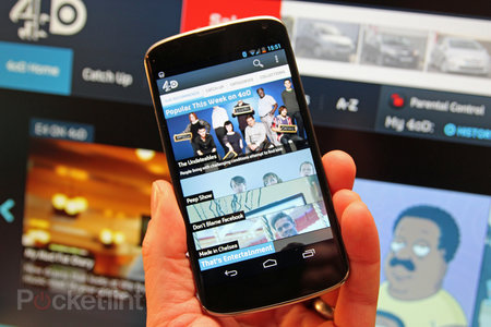 4oD app lands on Android: Mobile Utopia