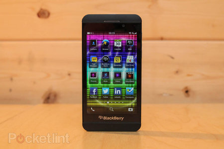 BlackBerry: Z10 launch in Canada and UK best ever for the company