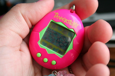Beware! Tamagotchi on brink of return... as iPhone and Android app