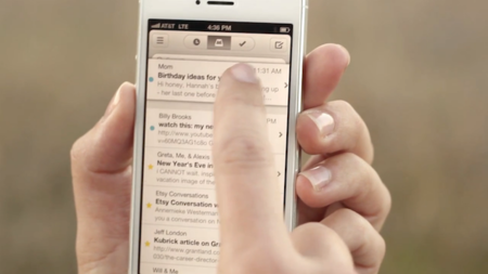Mailbox for iPhone now available with an interesting twist on managing email
