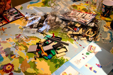 Lego Spider-Man: Daily Bugle Showdown pictures and hands-on - photo 2