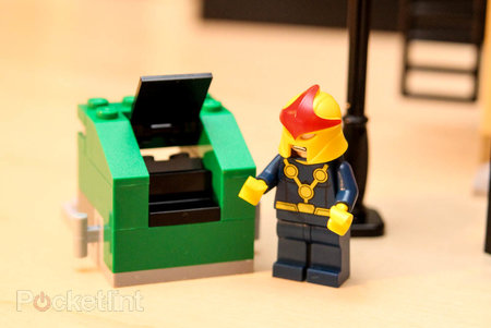 Lego Spider-Man: Daily Bugle Showdown pictures and hands-on - photo 6