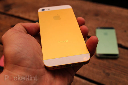 How to get a coloured iPhone 5, without waiting for Apple - photo 5