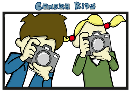 WEBSITE OF THE DAY: Camera Kids