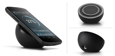 Nexus 4 wireless charging orb now available on Google Play