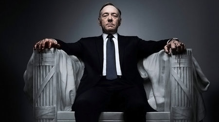 Netflix: House Of Cards our most viewed content offerring